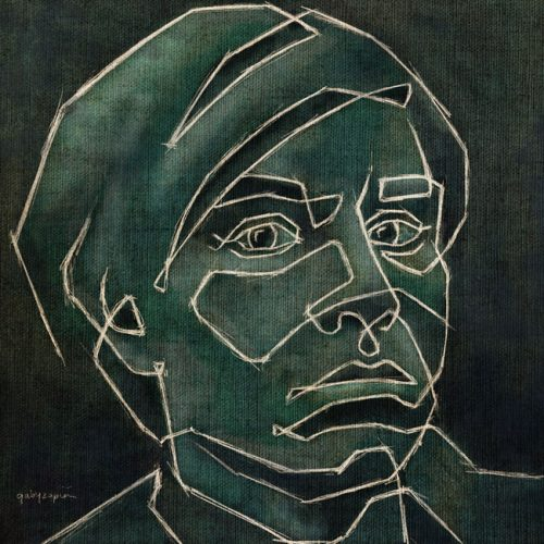 Andy Warhol's Portrait
