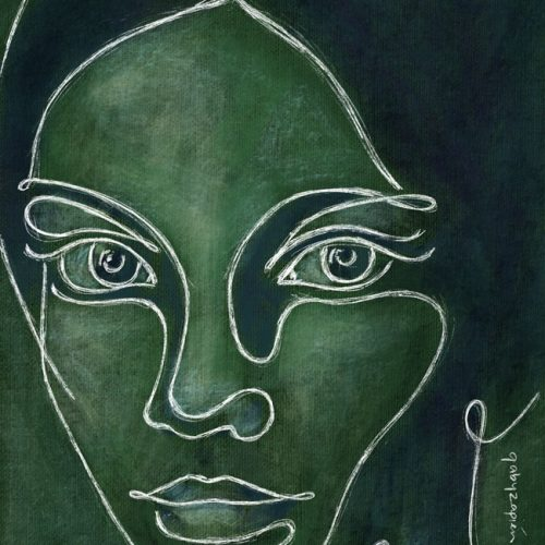 Woman 13 – Green Goddess